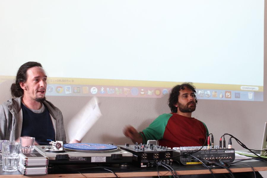 Albrecht Dornauer & Maurice Kumar (Subkulturarchiv Innsbruck)
